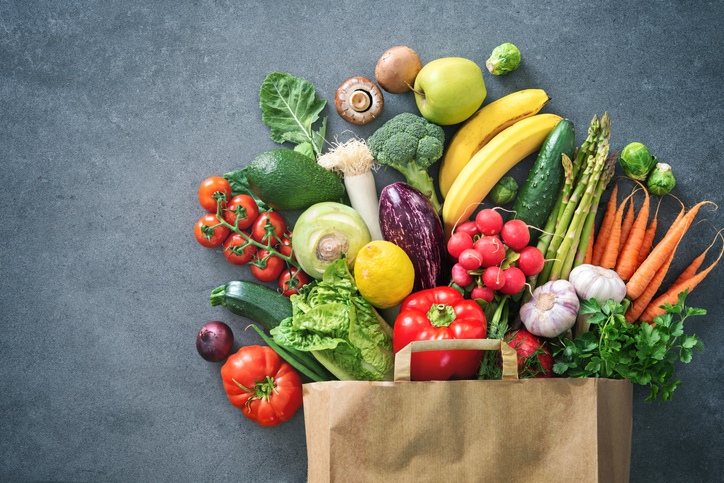 Healthy Diet for Good Vision